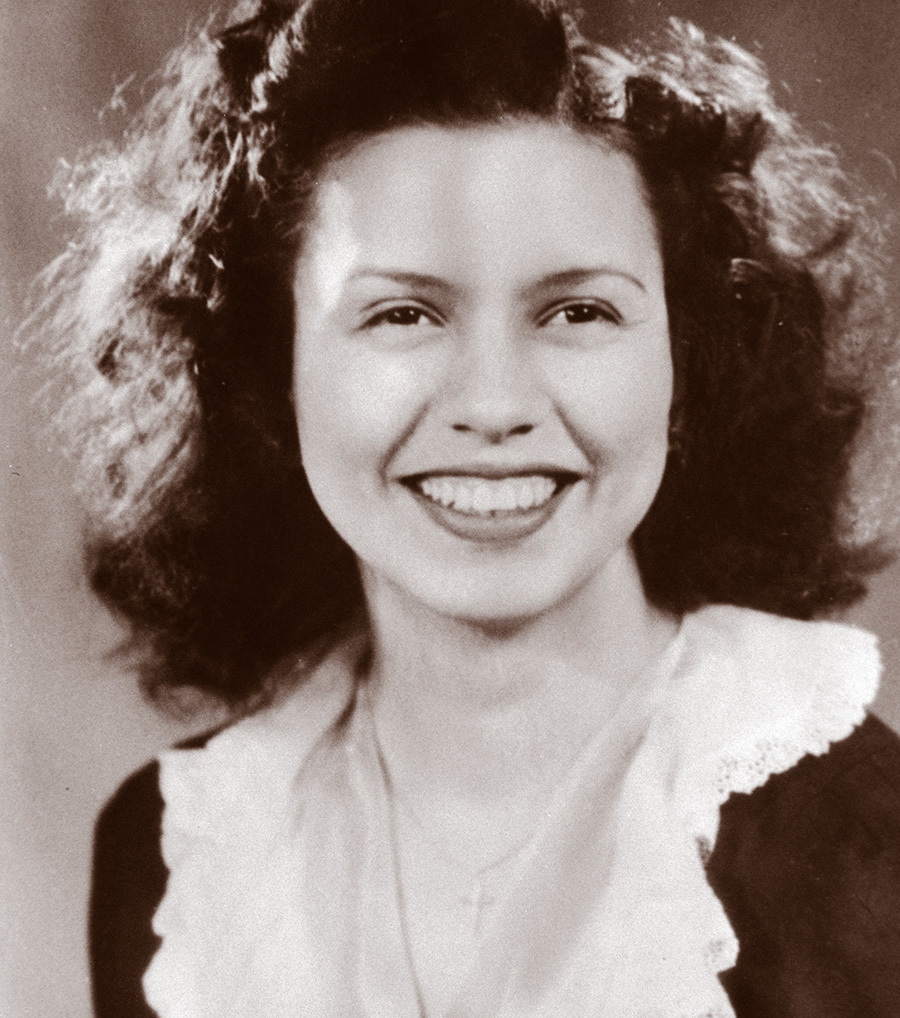 photo of Cecilia Sheila Perez Zucman